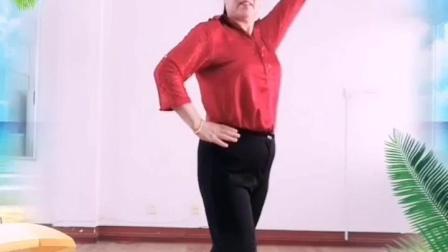 胶州胶莱镇广场舞—为你等待