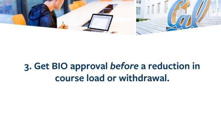 GBO Prep: Maintaining Status