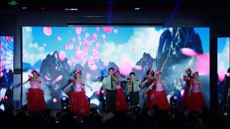 单国治 张秀珍演唱《共筑中国梦》
