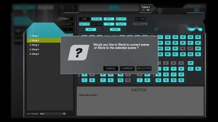 Waves系列之LV1视频5.3-场景