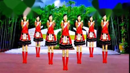 峡谷视频广场舞《阿瓦人民唱新歌》