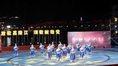 藏族舞:雪域风情