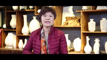 """曾玉真:陶瓷大师的""""通花""""情怀"""
