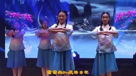 最美的花季舞蹈
