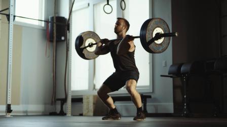 CrossFit健身运动员的选择:Hypervolt筋膜枪