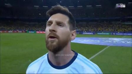 2019美洲杯梅西带领巴西2-0阿根廷进决赛-PAssionAck