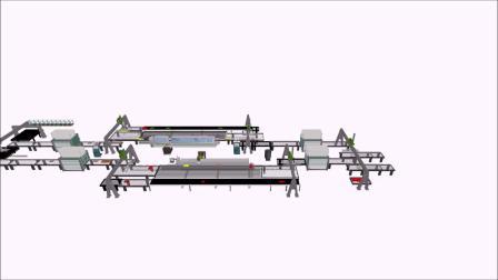 未来工厂——意大利CUBO橱柜全自动定制生产线