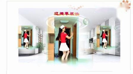 荷花阿萍广场舞《中国美草原美》