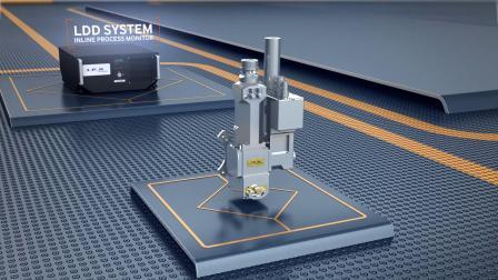 LDD-700 焊接全过程监控系统