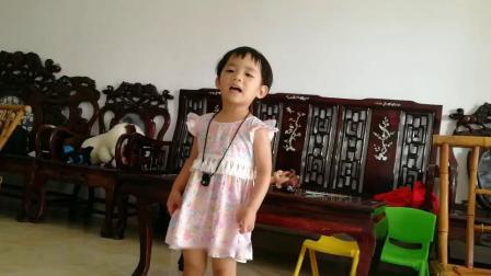 妹妹家里唱歌