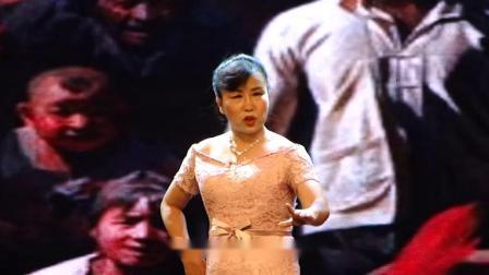 温州市业余京剧团蔡晶晶演唱的 京歌毛主席诗词.红军不怕远征难