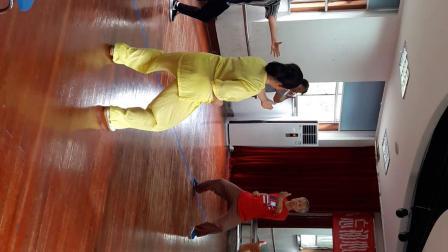 8月8日气舞排练