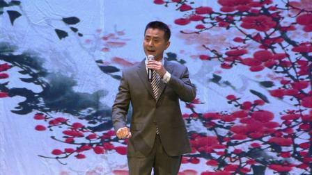 【燕萍京剧团】七一戏曲晚会--15梁仲平《共产党领导我们向前进》
