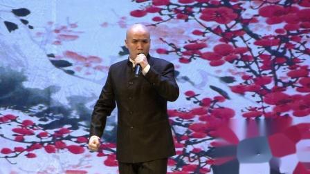 【燕萍京剧团】七一戏曲晚会--18董洪松《智取威虎山》