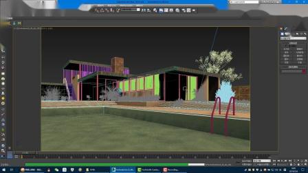 enscape2.6别墅渲染制作流程及成果输出演示