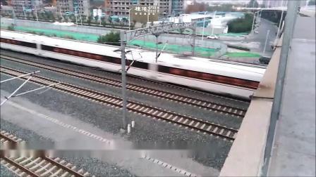 火车视频2019年7月4日晚天津河东拍车