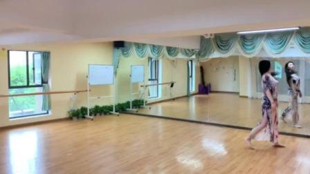 杭州市太拉国际东方舞瑜伽培训学校 —— 琪函老师——Baladi