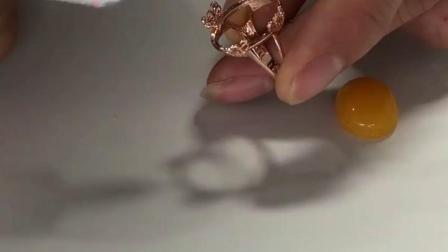 珠宝胶水专用镶嵌粘钻首饰珍珠耳钉耳环手工diy饰品沾蜜蜡琥珀玉石翡翠宝石戒指修补修复的强力透明b7000胶水