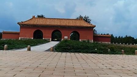 北京明十三陵园