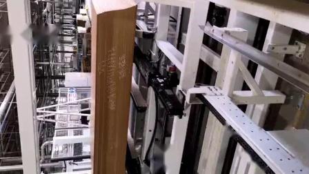 库比克桁架机器人码垛