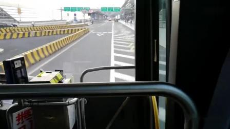 虹桥枢纽8路   终点站车辆站:虹桥西交通中心