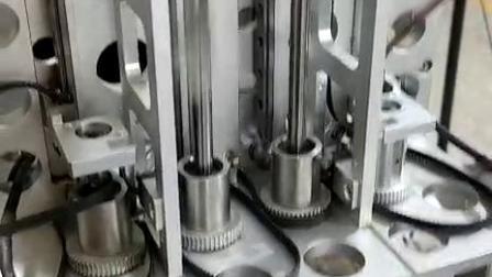 山社57mm直线丝杆步进电机高速应用演示