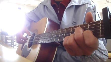 梦中的婚礼 6和弦吉他独奏练习曲