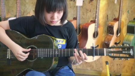 #卡马杯第二届原声吉他大赛初赛 金英素 《like a Star》