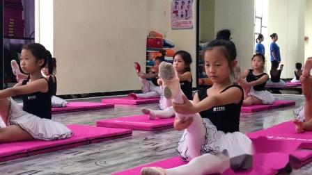 2019武宣华艺舞蹈中国舞结课视频