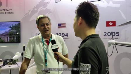 Flying-Cam 创始人&CEO Emmanuel Previnaire接受无人机网采访