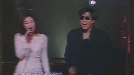王菲 郭富城《流非飞》1993 现场版