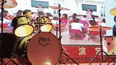 沙漠骆驼   架子鼓表演