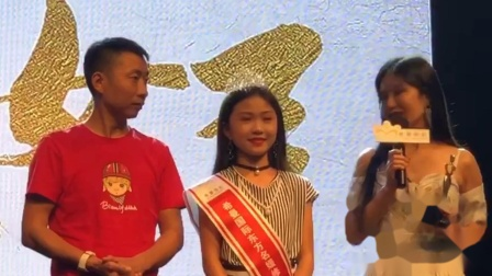 希曼国际【VS百变女王】学员获奖感言