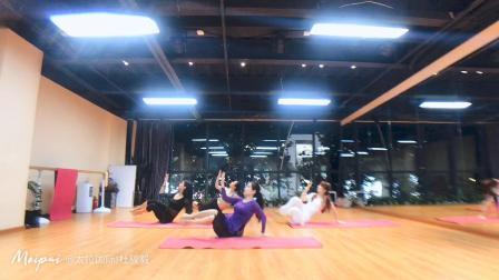 杭州市太拉国际东方舞瑜伽培训学校 —— 琴美老师最新舞韵瑜伽成品舞  与舞韵瑜伽学员——《醉红颜》