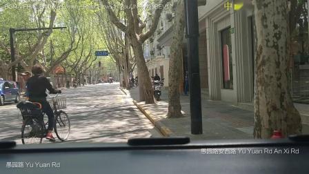 语音报站-[MLSTUDIO-POV75]上海巴士一公司 20路 中山公园(万航渡路)→九江路中山东一路 前方第一视角延时展望