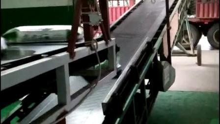 大米厂打包输送在线装车专用智能计数器5