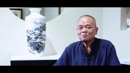 刘育发:大自然的瓷画艺术家