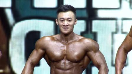 2019奥赛中国男子健体全场冠军争夺战全程高清回顾