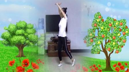 《天使》灵犀早操律动舞蹈