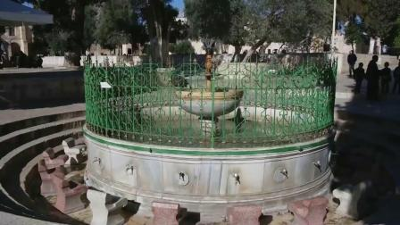 耶路撒冷-圣殿山-圆顶清真寺