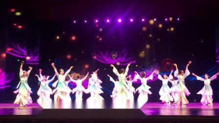 团扇芭蕾《卷珠帘》2019第八场
