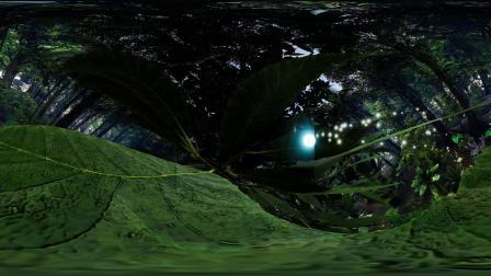 VR自博馆-虫影无踪迹