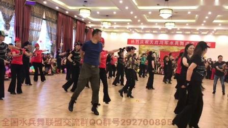 陶然水兵舞策划总监浙江腾领舞第五套水兵舞