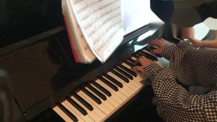虫儿飞-钢琴四手联弹