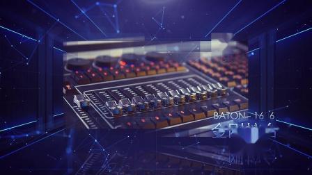 明静灯光 金刚控台 BATON1606第五章  素材  触摸控台教学视频