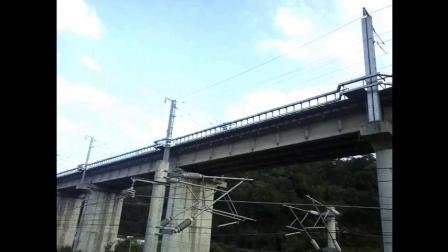 南局福段火车视频18