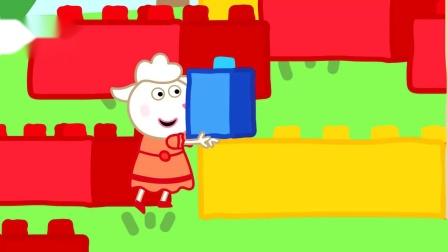 儿童视频 小便羊 机器人直升机 Dolly the Sheep