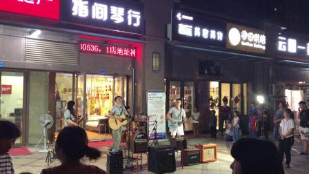 弹指间-晓玮-吉他弹唱【那一年】