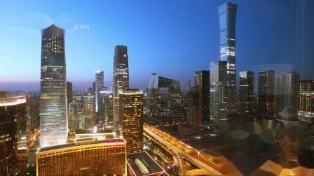 北京柏悦酒店 #悦享云端景致#