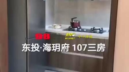 东投 海玥府107三房